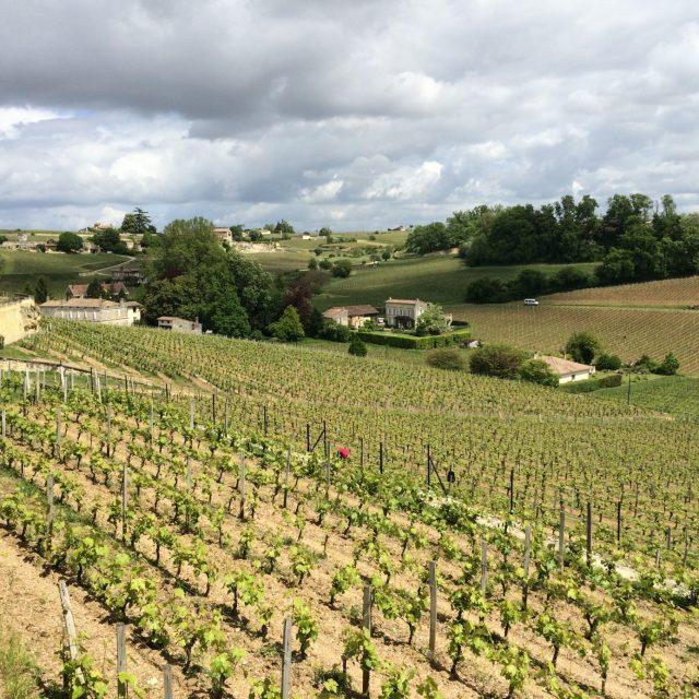 Bordeaux-Reise
