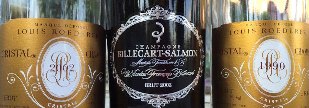 Bordeaux-Raritätenprobe